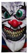 Masks Fright Night 6 Beach Towel