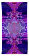 Mastering Universal Ideals Abstract Healing Artwork By Omaste Witkowski Beach Towel