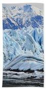 Matanuska Glacier Beach Towel