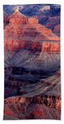 Mather Point Twilight Beach Towel