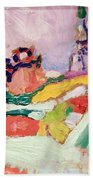 Matisse's Still Life Beach Towel