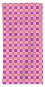 Matrix Beach Towel