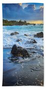 Maui Dawn Beach Towel