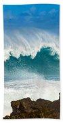Maui Monster Beach Towel