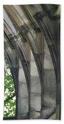 Mausoleum Arches Beach Towel