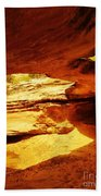 Maverick Natural Bridge Beach Towel