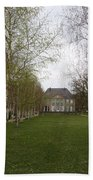 Max Liebermann House And Garden Wannsee Beach Towel