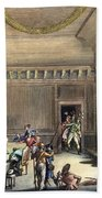 Maximilien Robespierre (1758-1794) Beach Towel