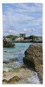 Mayan Ruin Beach Sheet
