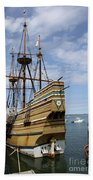 Mayflower II Beach Towel
