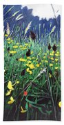 Meadow Glory Beach Towel