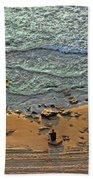 Meditation Beach Towel