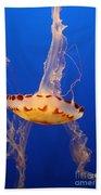 Medusa Jelly Beach Towel