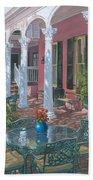 Meeting Street Inn Charleston Beach Towel