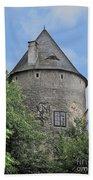 Melk Medieval Tower Beach Towel