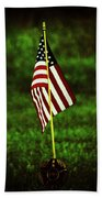 Memorial Day Beach Towel