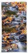 Memorial Falls Iv Beach Towel