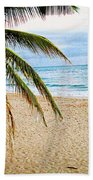 Memories Of A Gentle Wave Beach Towel