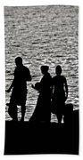 Mennonite Sunset Beach Towel