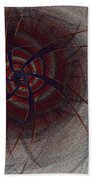 Mesmer By Jammer Beach Towel
