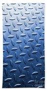 Metallic Floor Beach Towel