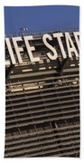 Metlife Stadium Beach Towel