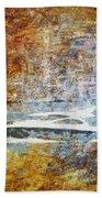 Mgl - Gold Mediterrane 05 Beach Towel
