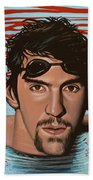 Michael Phelps Beach Towel