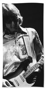 Mick In Spokane 1977 Beach Towel