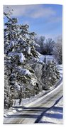 Middle Road Franklin Beach Towel