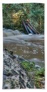 Middleton Hall Waterfall Beach Towel