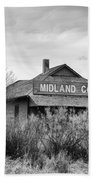 Midland Coal Mining Co. Beach Towel