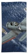 Midway Moment Beach Towel