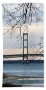 Mighty Mac Beach Towel