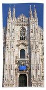 Milan Cathedral  Beach Sheet