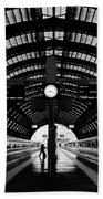 Milano Centrale - Train Station Beach Towel