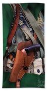 Military Small Arms 02 Ww II Beach Towel