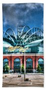 Miller Park  Beach Towel