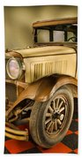 Millers Chop Shop 1929 Dodge Victory Six Before Beach Towel