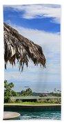 Million Dollars View Beach Towel