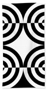 Mind Games 4 Beach Towel