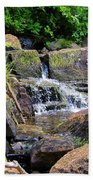 Mini Water Fall Beach Towel