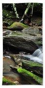 Mini Waterfalls Beach Sheet