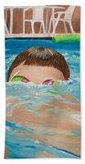 Mischief Beach Towel