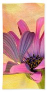 Miss Daisy Beach Towel