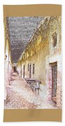 Mission San Juan Capistrano No 5 Beach Towel