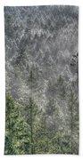 Mistique Beach Towel