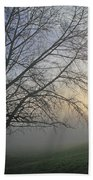 Misty Dawn Beach Towel