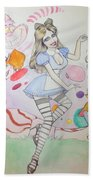 Misty Kay In Wonderland Beach Towel