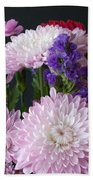 Mixed Bouquet Beach Towel